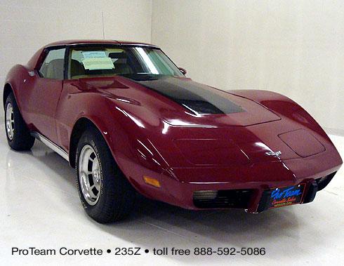 Chevrolet Corvette Stingray  on 235z1977 Corvette Coupe Barn Find 350 Ci Turbohydramatic Corvette