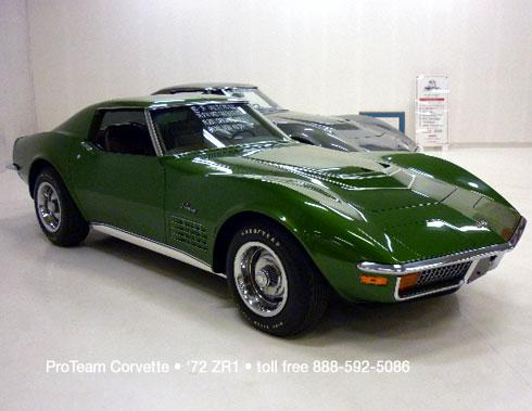 Corvette Stingray on Used Corvettes For Sale   Classic Corvette Sales